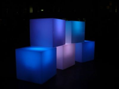 Acrylic Opal Light Box
