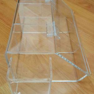 3 Compartment Bread Box