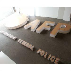 AFP Signage