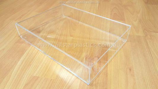 Acrylic Clear Rectangle Box