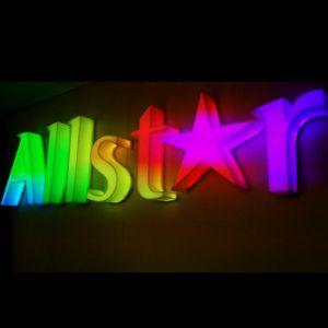 Allstar Lit Fab Letters