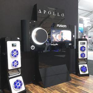 Apollo Fusion Display Trade Show