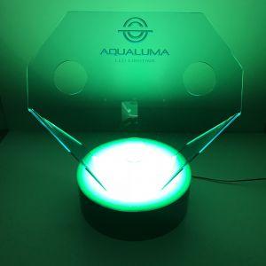 Aqualuma LED Display 1