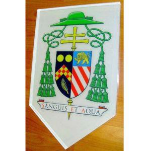 Catholic Church Plaque