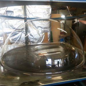Clear Acylic Dome 3