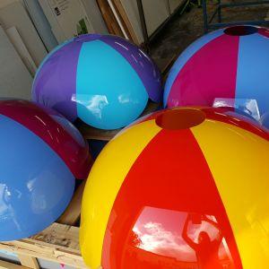 Colourful Umbrellas 1