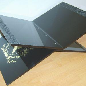 Custom Bookstand Engraved