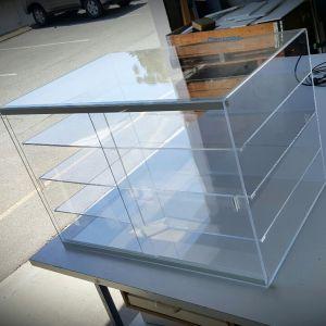 Custom Clear Acrylic Display Large