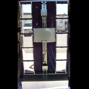 Custom TV Display