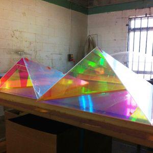 Dichoric Pyramids 5