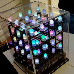 Display Case For LED