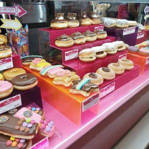 Donut King Step Risers