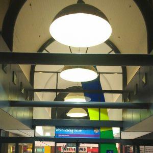 Eltrec Domes Lightfittings