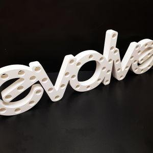 Evolve Sign
