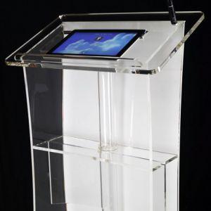 Ipad Acrylic Display Stand