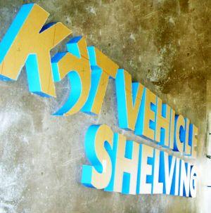 K & T Shelving