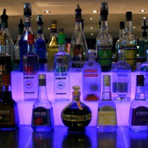 Liquor Display Bar