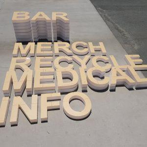 Medical, Bar Signs