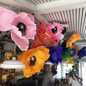Melbourne Cup Event Decorations Bar