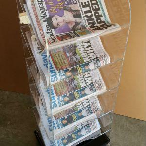 Newspaper Display (2)