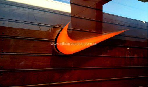 Nike Swoosh LED Symbol Logo