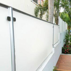 Opal Acrylic Fence