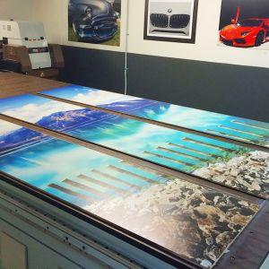 Printed Acrylic Panels