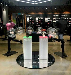 Retail Display Domes