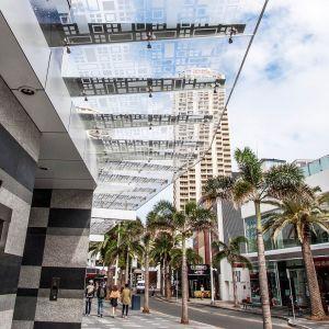 The Mark Hotel 15mm Plexiglass GS Awning 1