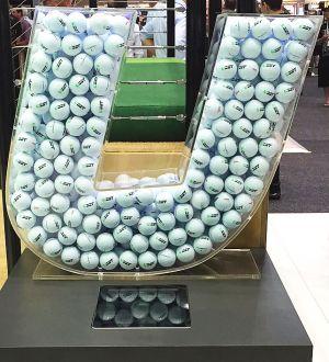 U-GolfBalls