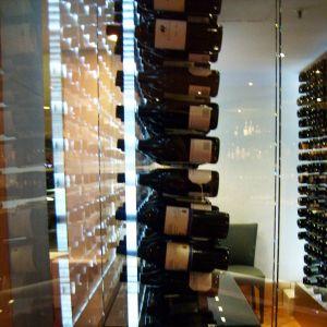 Wine Cellar Side View