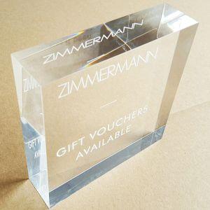Zimmerman Blocks Gift Voucher