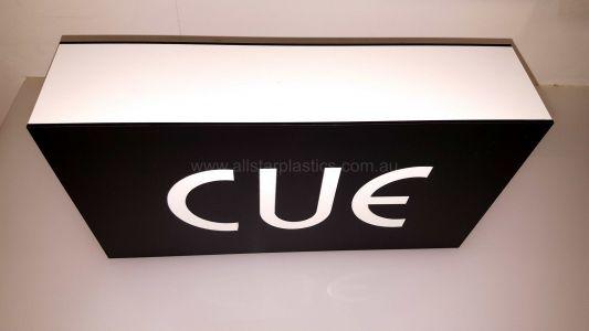 Cue Lightbox