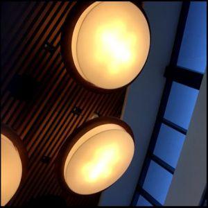 Custom Made Light Fittings For RSL Club Ceiling