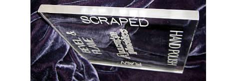 Scraped Edge