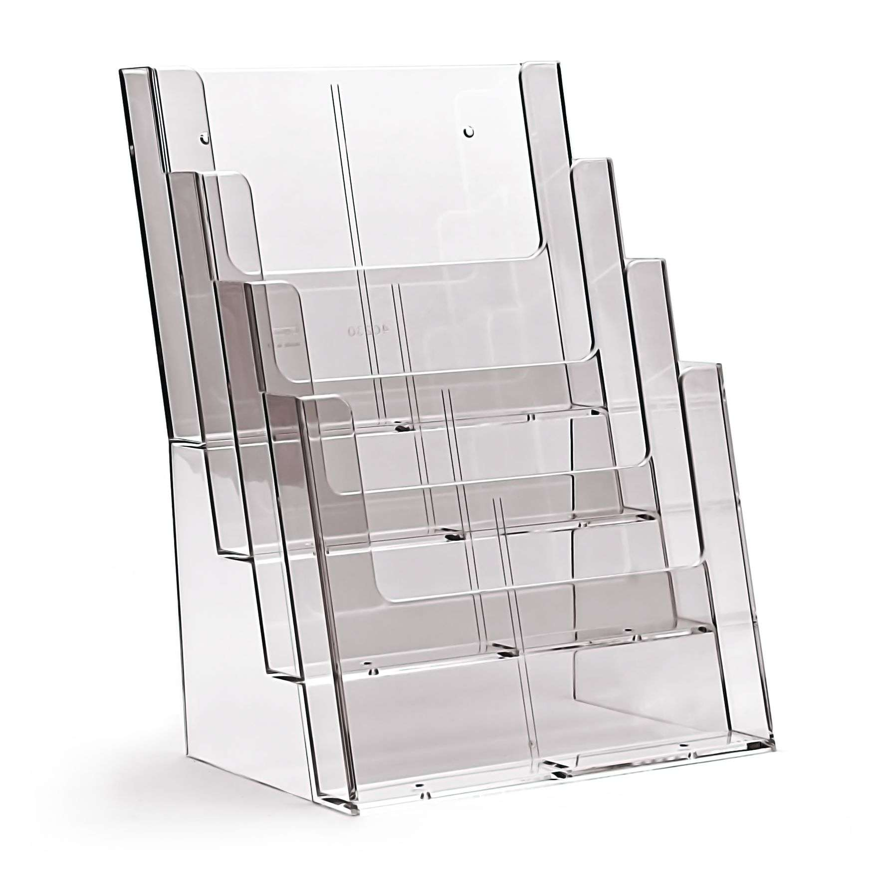A4 Acrylic Brochure Holders
