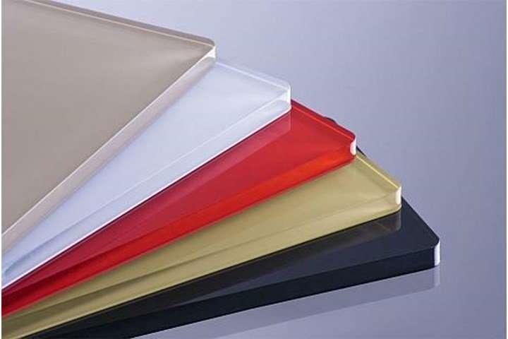 Sheets Of Acrylic Splashback High Gloss Allstar Plastics