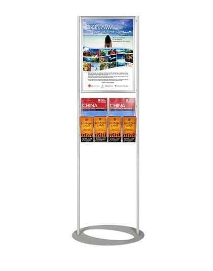 lobby brochure system