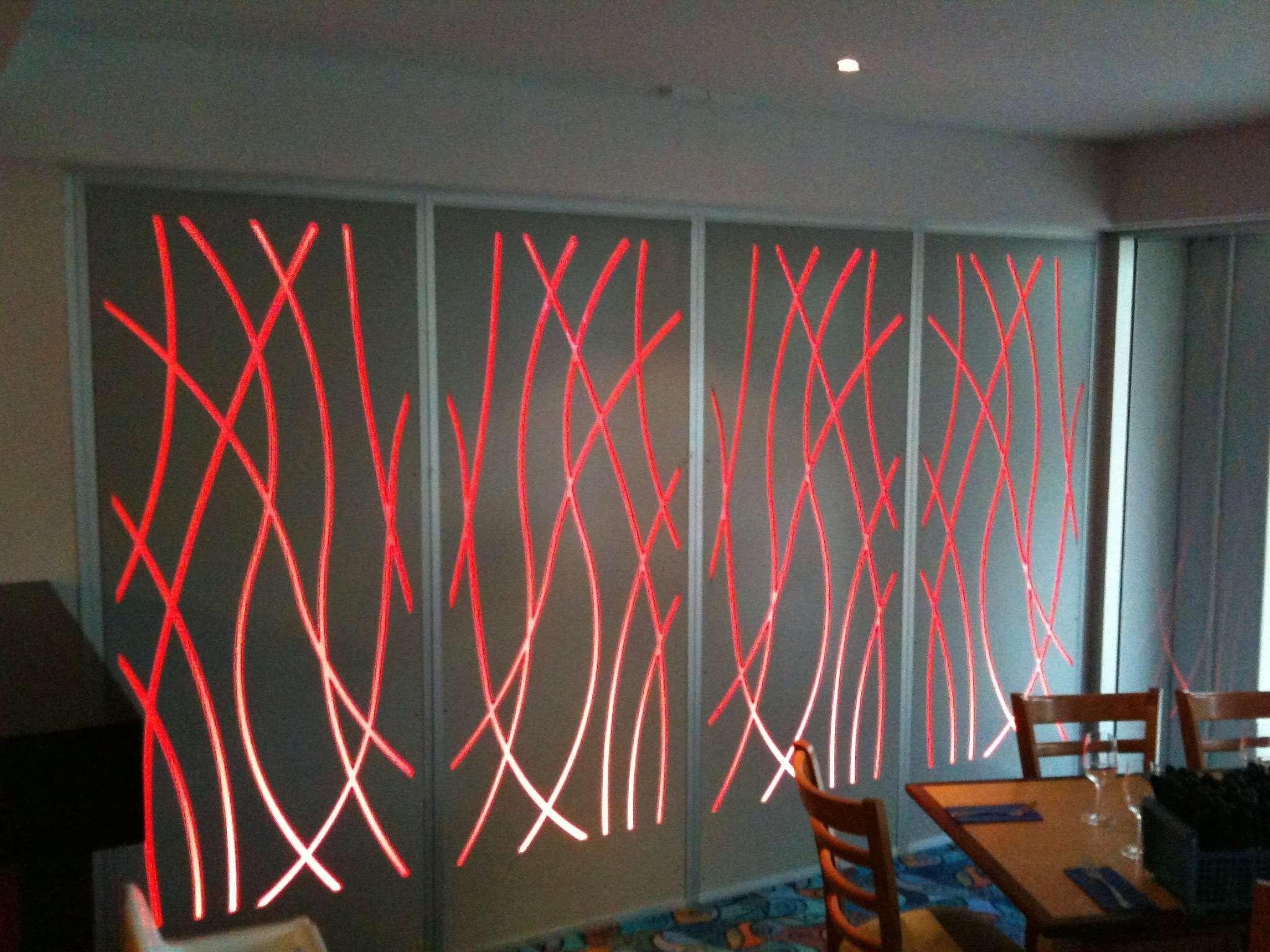 Screen Divider For Restaurant