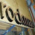 Rockmans Fabricated Letters with Black / White Acrylic.. With Protectective Peel Applied