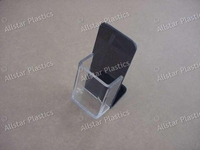 gps clear acrylic holder
