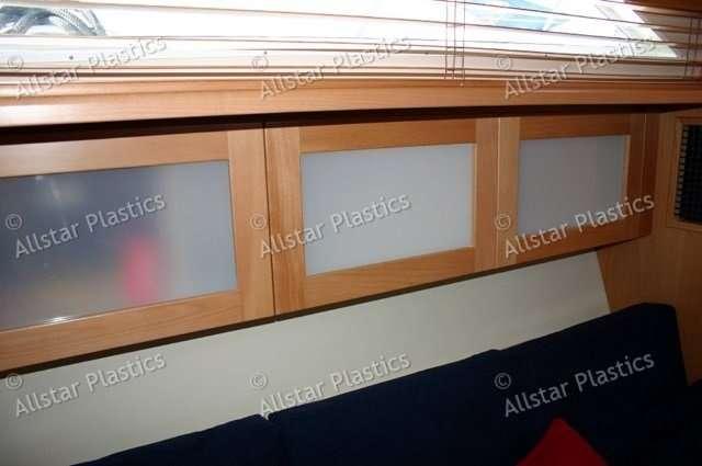 Opal Acrylic Locker