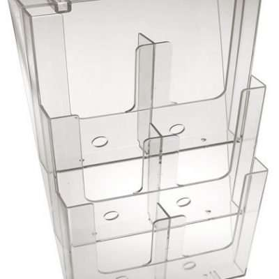 3W230-D3 Wall Holder for Brochures