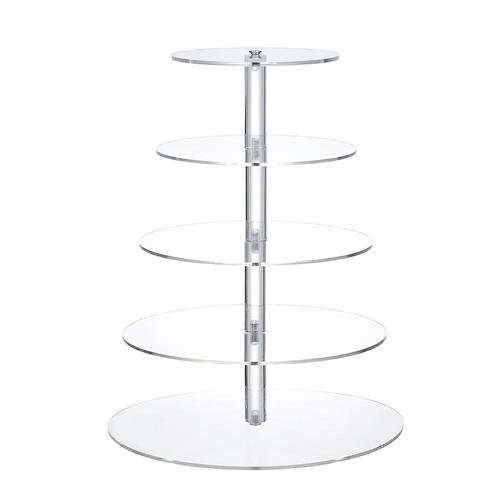 Cake Stands and Cabinets