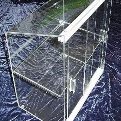 1 Shelf Cake Cabinet