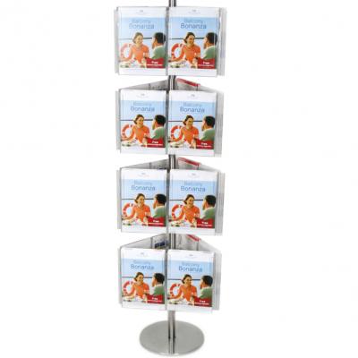 Brochure Holders Carousel