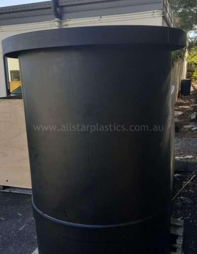 Size 1120x1650mm Material: Polypropylene 10mm Black