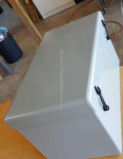 HDPE Battery Box