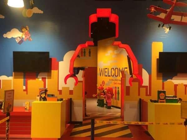 Legoland Entrance Archway