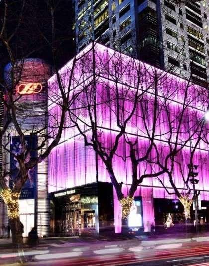 Victoria's Secret, Shanghai